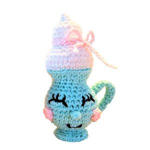 gratis haakpatroon cappuccino amigurumi haken happy crochet patterns