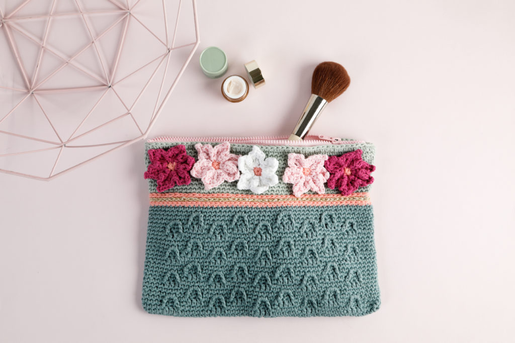 summer evening clutch happy crochet patterns