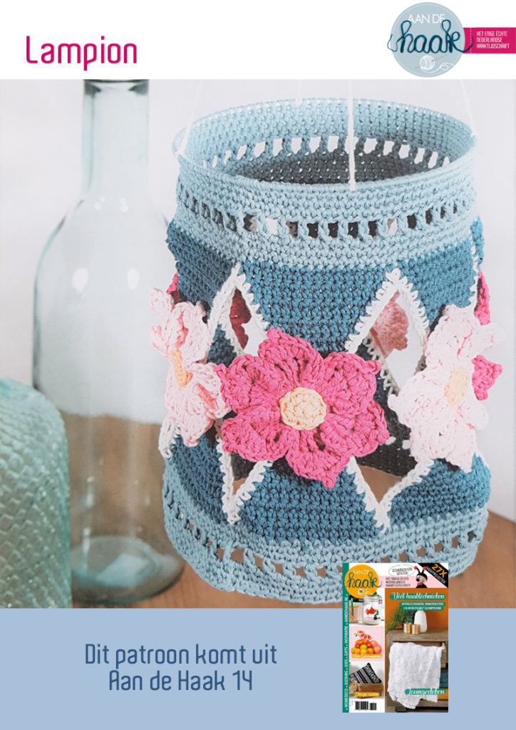 haakpatroon lampion Happy Crochet Patterns