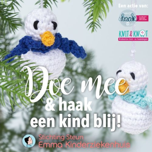 christmas give away tree kerstengeltje haken haapatroon amigurumi kerst